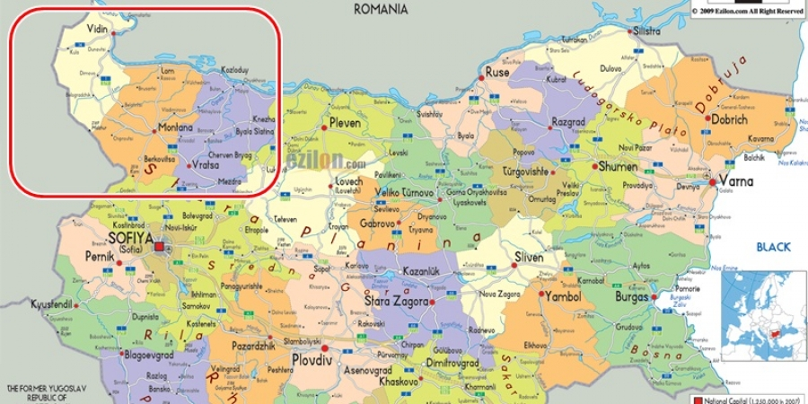 Referendum în Bulgaria. Trei județe doresc ALIPIREA la România
