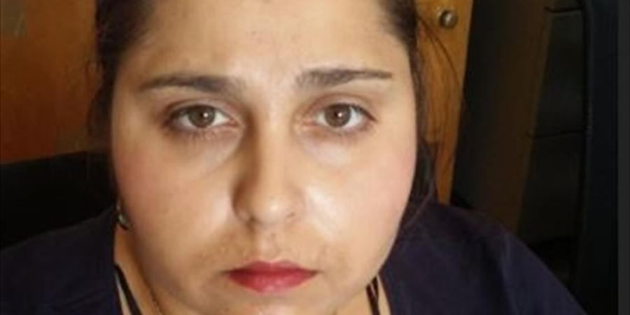 Româncă, dată în urmărire după ce a fugit din arestul la domiciliu