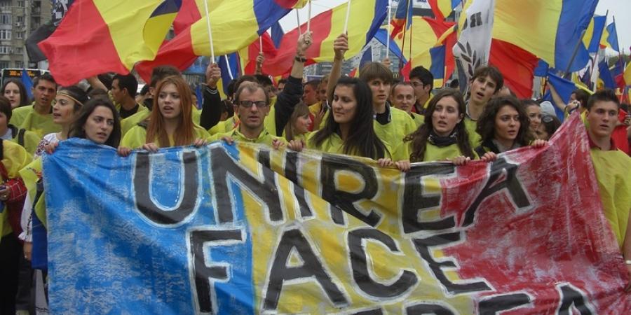 Zece localităţi din R. Moldova au semnat DECLARAȚIA de UNIRE cu România