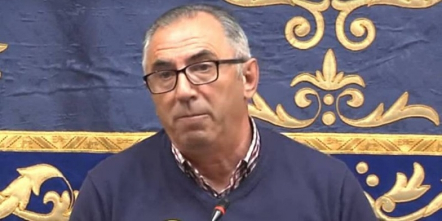 Antonio Nogales, primarul localităţii spaniole Pedrera