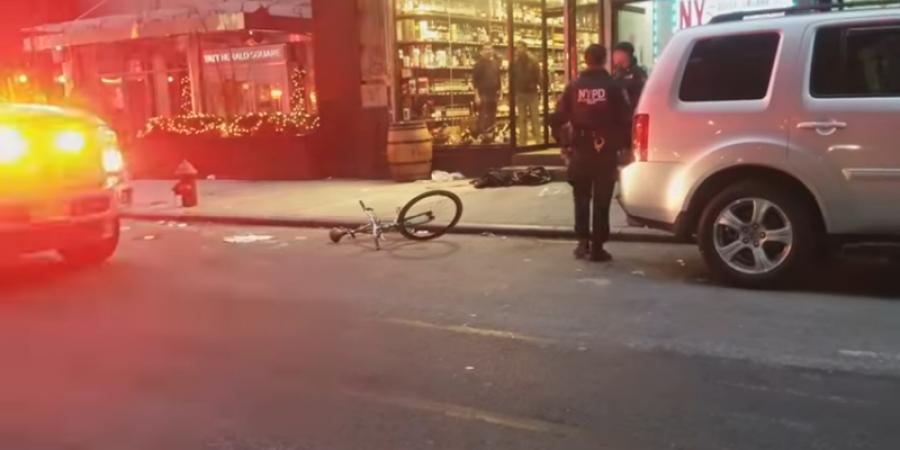 VIDEO. Un român a fost împuşcat la New York, după ce un bărbat a deschis focul lângă Empire State Building
