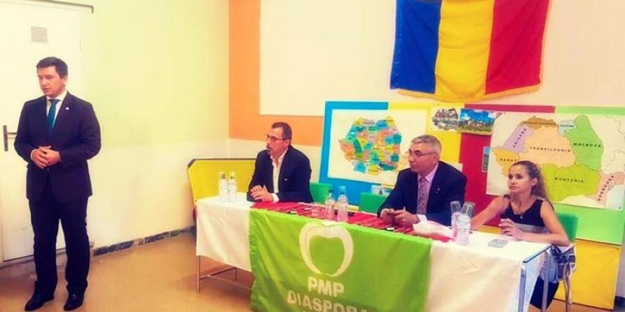Deputatul Constantin Codreanu în vizită de lucru în Italia
