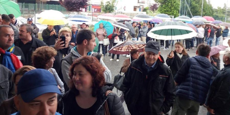 INEDIT. Polițistul din Munchen care i-a ajutat pe români în ziua votului a primit consumație gratuită pe viață de la două cluburi din Brașov