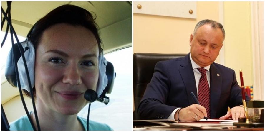 După ce a fost huiduit de moldovenii din Italia, Igor Dodon şi-a tras consilier pentru relația cu diaspora cu cetățenie română