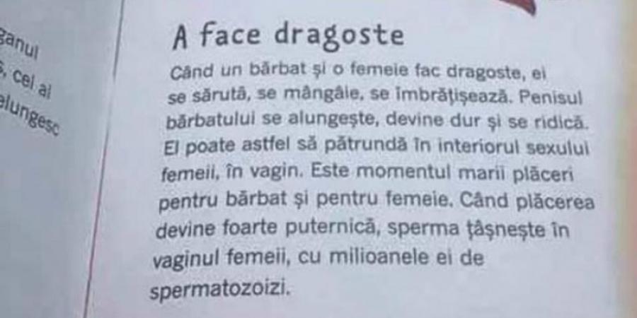 """Revolta unei familii de români din Belgia, după ce fetița lor de 7 ani a venit acasă cu un desen explicit sexual: """"Ne vom întoarce în glia noastră, înapoiată, ca să trăim frumos! Nu pot vinde copilăria lor pentru niște bani în plus"""""""