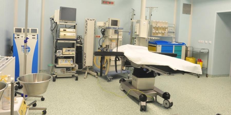 Sală de operație nouă la Spitalul
